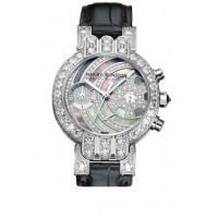 Harry Winston watches Chronograph with Guggenheim dial