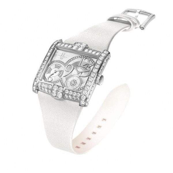 Harry Winston watches Avenue Squared A2 Ladies