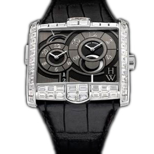 Harry Winston watches Avenue Squared A2 Men
