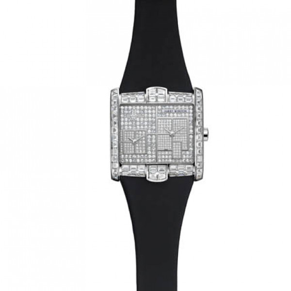 Harry Winston watches Avenue Squared A2 New York dial Limited