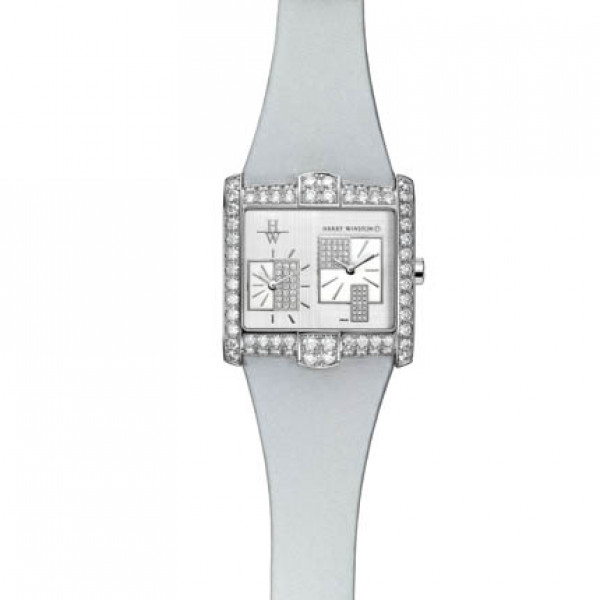 Harry Winston watches Avenue Squared A2 New York dial