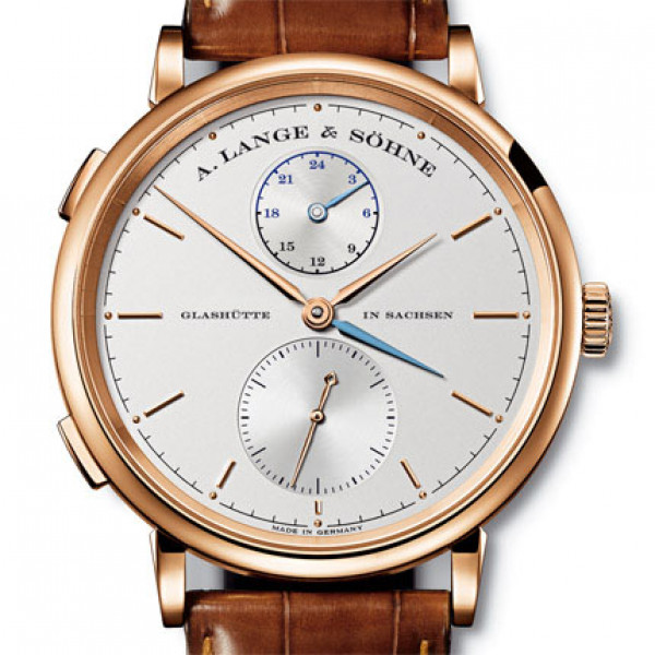 A.Lange and Söhne watches Saxonia Dual Time