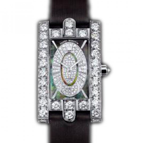 Harry Winston watches Avenue Oval Dial