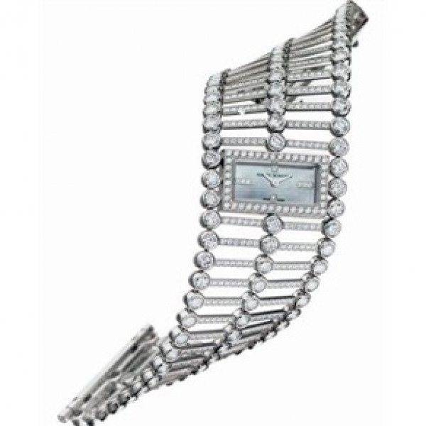 Harry Winston watches The Signature Lace (Rectangle)