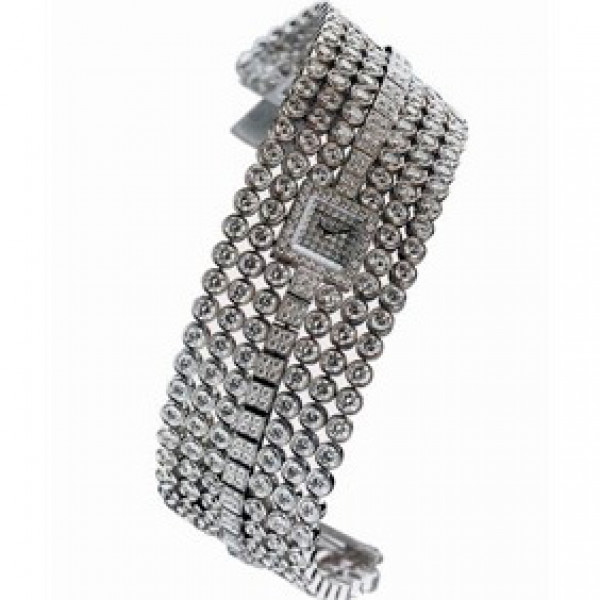 Harry Winston watches The Signature 7 (Square)