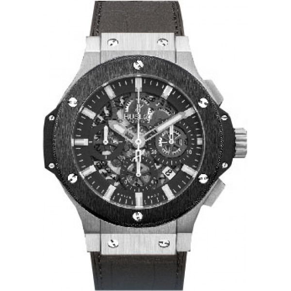 Hublot watches Aero Bang Steel Ceramic