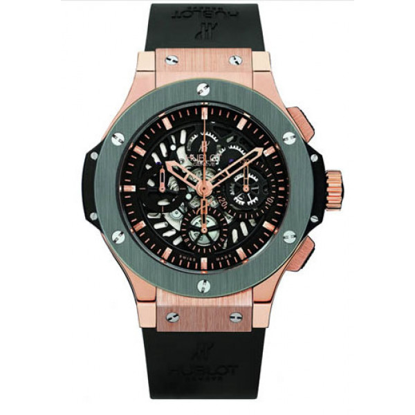 Hublot watches Big Bang Aero Bang Gold and Tantalum Limited Edition 500