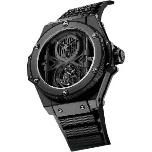 Hublot watches All Black Tourbillon Limited Edition 30