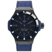 Hublot watches Big Bang King All Black Blue Jewellery