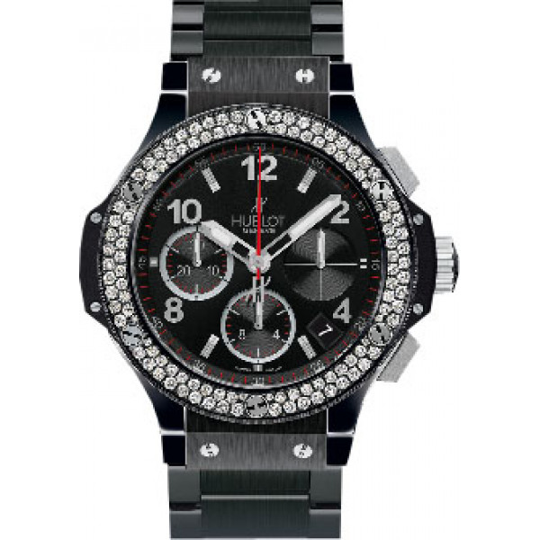 Hublot watches Black Magic Diamonds Bracelet