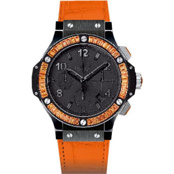 Hublot watches Tutti Frutti Black Orange