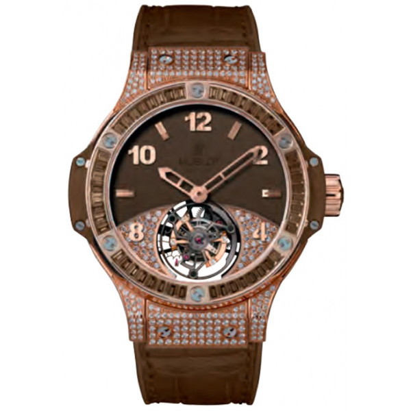Hublot watches Tutti Frutti Tourbillon Pave