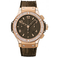 Hublot watches Brown Diamonds