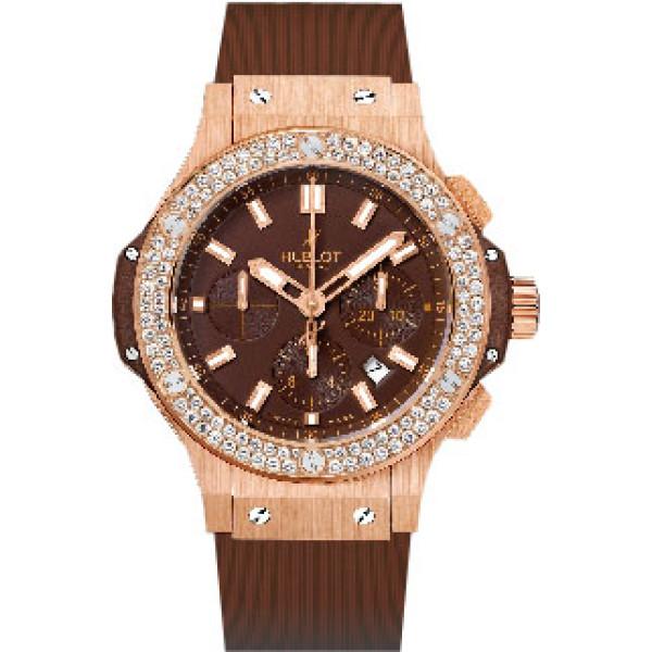 Hublot watches Cappuccino Gold Diamonds