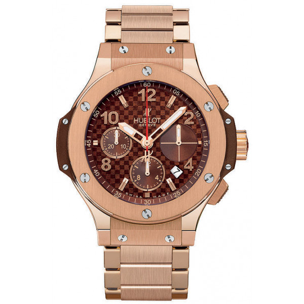 Hublot watches Cappuccino Gold