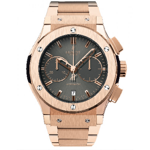 Hublot watches Fusion Gold Silverstone Chronograph
