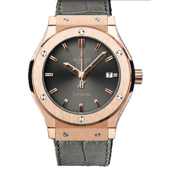 Hublot watches Fusion Gold Silverstone