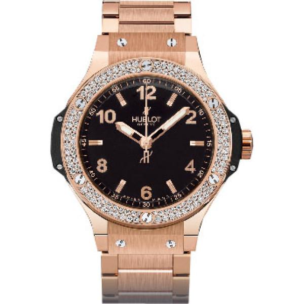 Hublot watches Gold Diamonds Bracelet