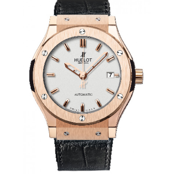 Hublot watches Fusion Gold