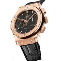 Hublot watches Fusion Chronographe Gold
