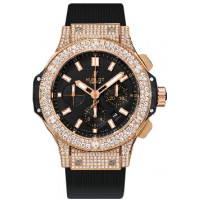 Hublot BIG BANG RED GOLD DIAMONDS