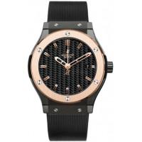 Hublot watches Fusion Ceramic Gold
