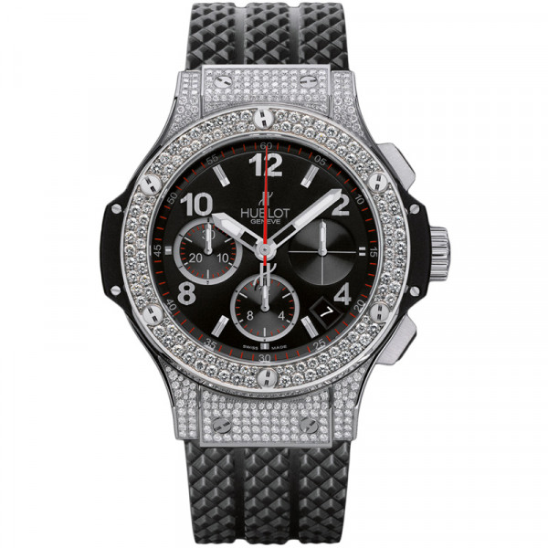 Hublot watches Big Bang Steel Pave