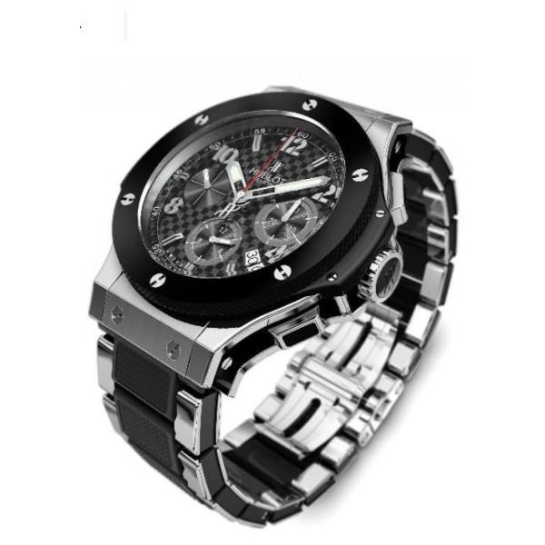 Hublot watches Steel Ceramic Bracelet