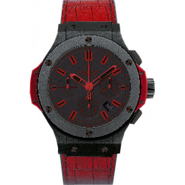 Hublot watches All Black Red