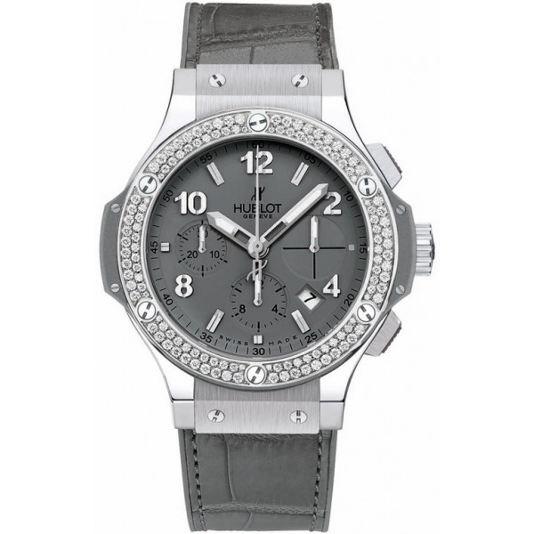 Hublot watches Earl Gray Diamonds Round