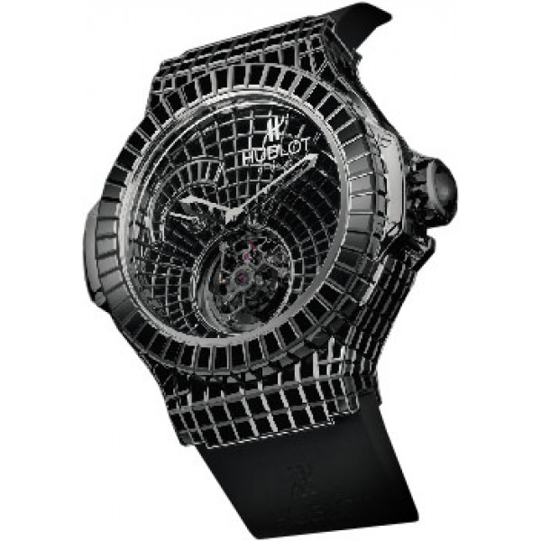 Hublot watches Black Caviar Limited Edition 1