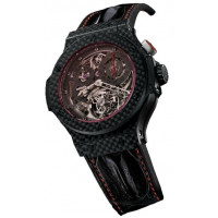 Hublot watches Chrono Tourbillon Ferrari Limited Edition 20