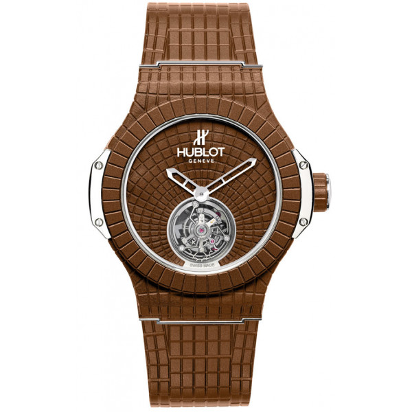Hublot watches Gummy Bang Chocolate Tourbillon Limited