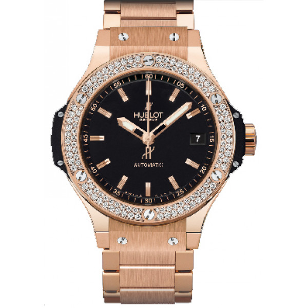 Hublot watches Red Gold Diamonds