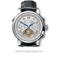A.Lange and Söhne watches Tourbograph Pour le Merite (Platinum)