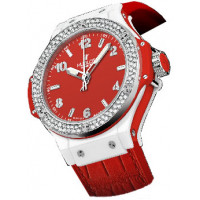 Hublot watches Big Bang in Red