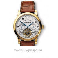 A.Lange and Söhne watches Lange Tourbillon Pour le Merite (18kt YG)