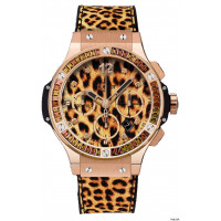 Hublot watches Gold Leopard