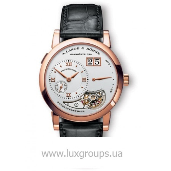 A.Lange and Söhne watches Lange 1 Tourbillon (18kt PG)