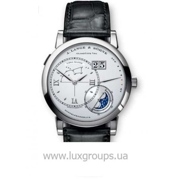 A.Lange and Söhne watches Grand Lange 1 Luna Mundi (18kt WG) Limited Edition 202