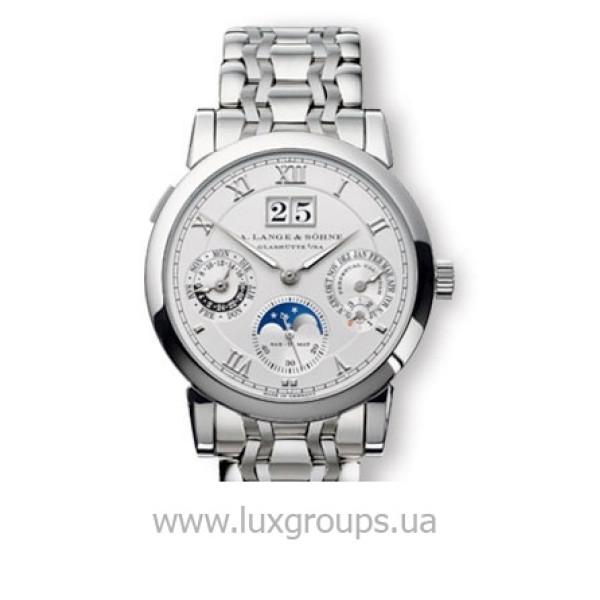 A.Lange and Söhne watches Langematik Perpetual (Platinum / Silver / Platinum)