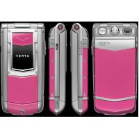 Vertu Constellation Ayxta Steel Hot Pink