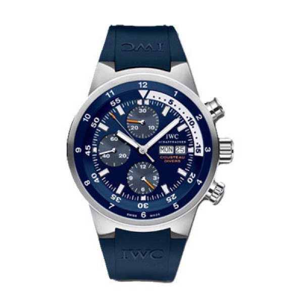 IWC watches Aquatimer Chronograph Cousteau Divers
