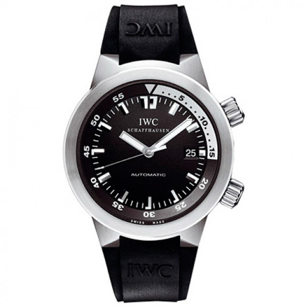 IWC watches Aquatimer Automatic (Rubber Strap)