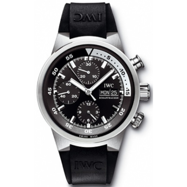 IWC watches Aquatimer Chrono-Automatic (Rubber Strap)