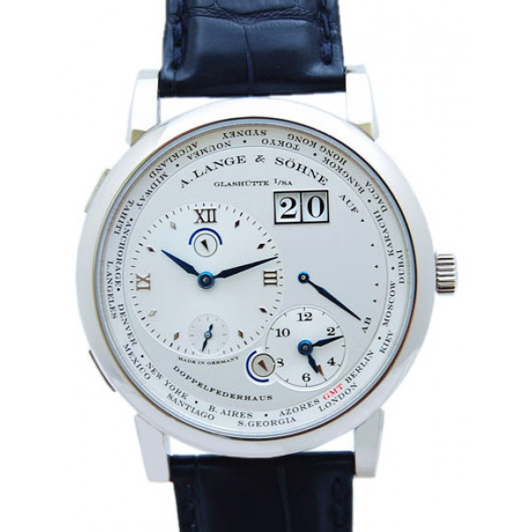 A.Lange and Söhne watches Lange 1 Time Zone Limited Edition 100
