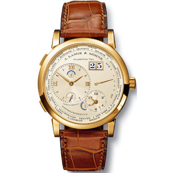 A.Lange and Söhne watches Lange 1 Time Zone