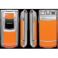 Vertu Constellation Ayxta Steel Sapphire Orange