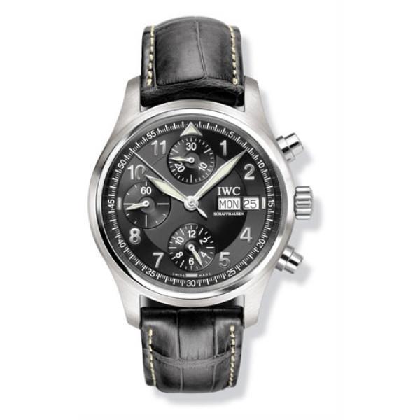 IWC watches Spitfire Chronograph (Black)