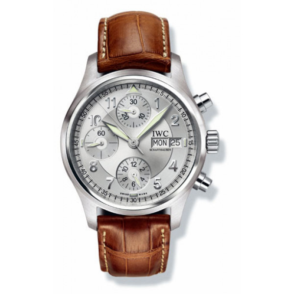IWC watches Spitfire Chronograph (Silver)